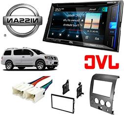 JVC KW-V140BT 2 Din In-Dash DVD/CD/AM/FM Stereo NISSAN TITAN
