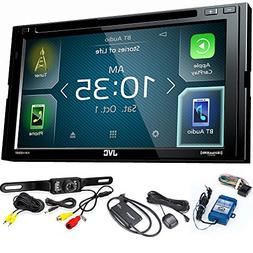 JVC KW-V830BT Android Auto / Apple CarPlay CD/DVD with Siriu