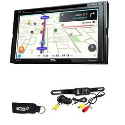 JVC KW-V840BT Android Auto/Apple CarPlay CD/DVD with back up