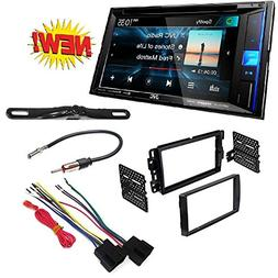 Jvc KWV25BT Double Din Bt in-Dash DVD/cd/am/fm Car Stereo W/