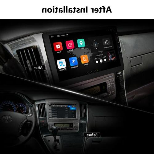 """10.1"""" Android Double GPS Navigation Stereo OBD2 B"""