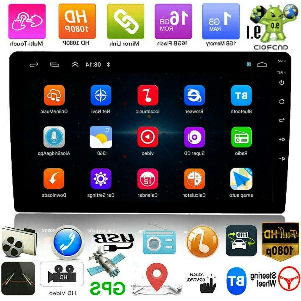 10 1 android9 1 car stereo gps