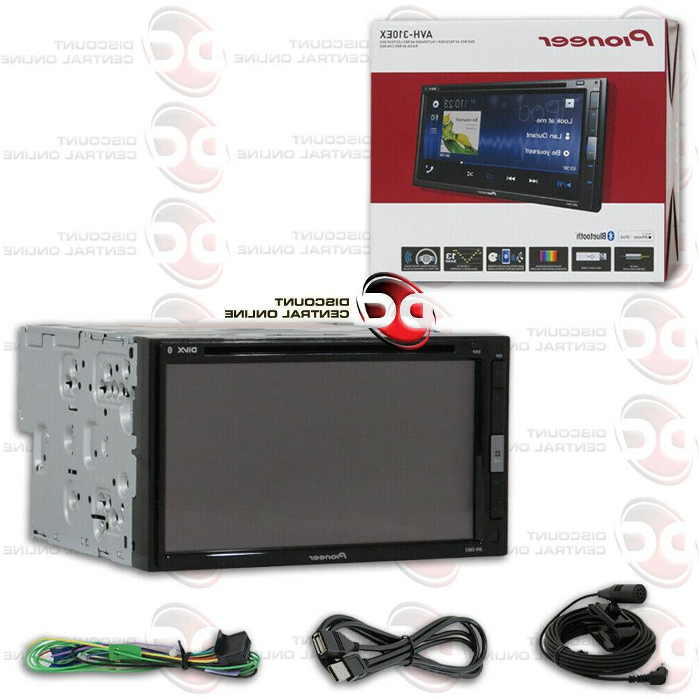 2016 new 7 double din car stereo