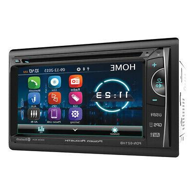 """6.2"""" Bluetooth CD/DVD MP3 Touch"""