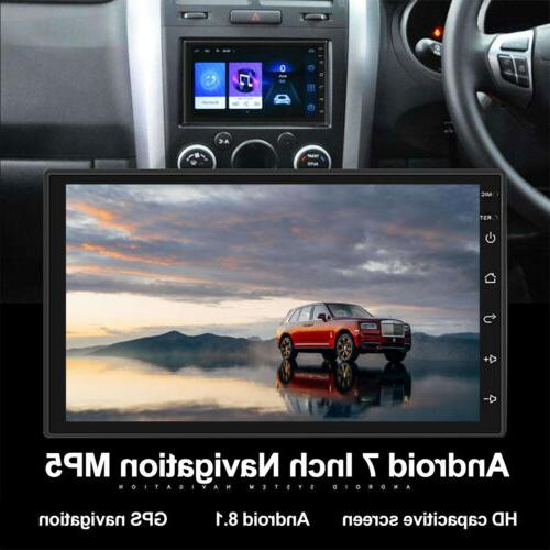 "7"" Double Navigation Bluetooth Player"