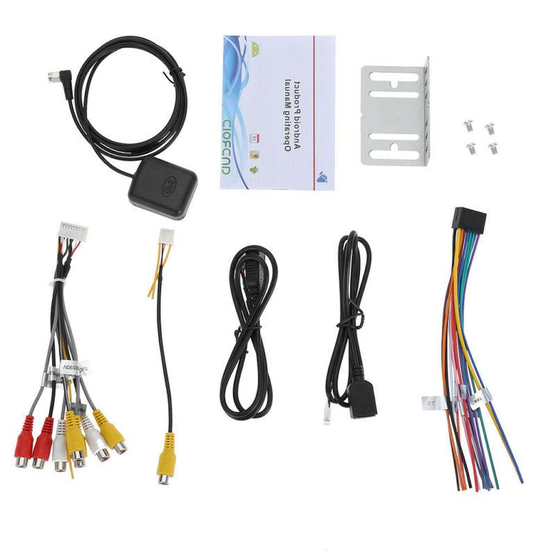 """7"""" Android Stereo GPS Navi MP5 Player Quad Radio A"""