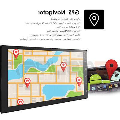 """7"""" Android 9.1 2Din Car Stereo GPS Mirror Link"""