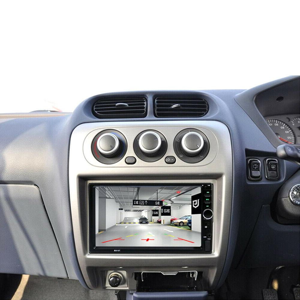 "7"" 2 Touch Radio USB AUX IN +"