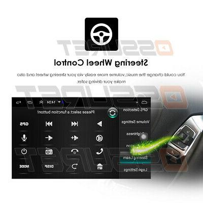 """7"""" Android 9.1 2Din Stereo GPS OBD2 Link Player"""