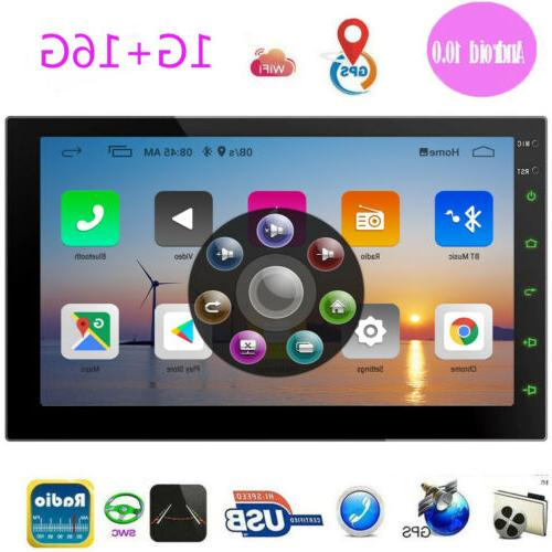"""7"""" Smart Android 4G 2DIN Bluetooth Mirror"""
