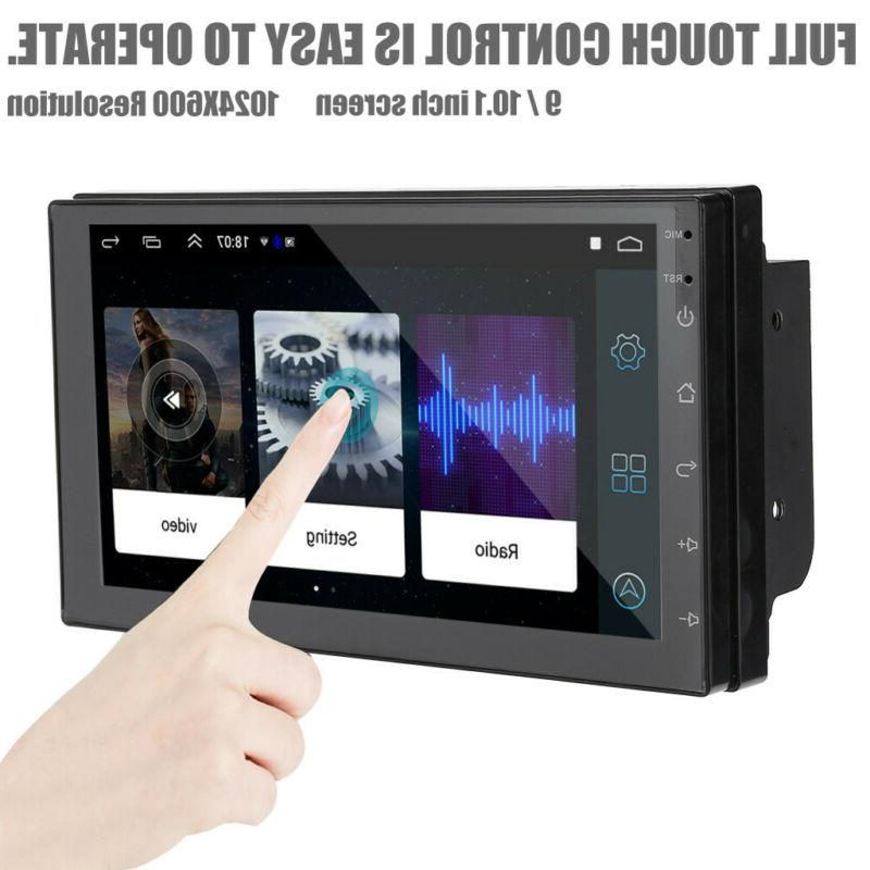 """7"""" Android Car Stereo Player 2Din Quad Core"""