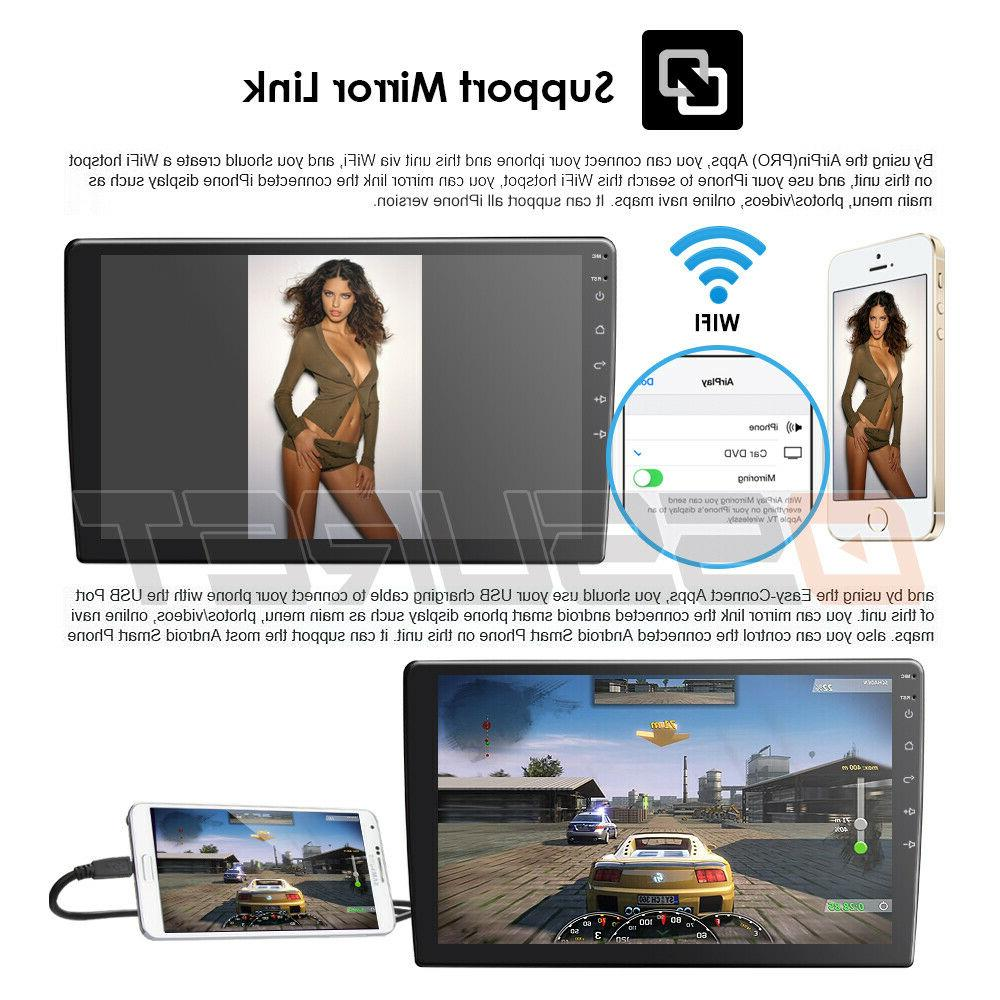 "9"" DIN Android Screen WIFI 4G"