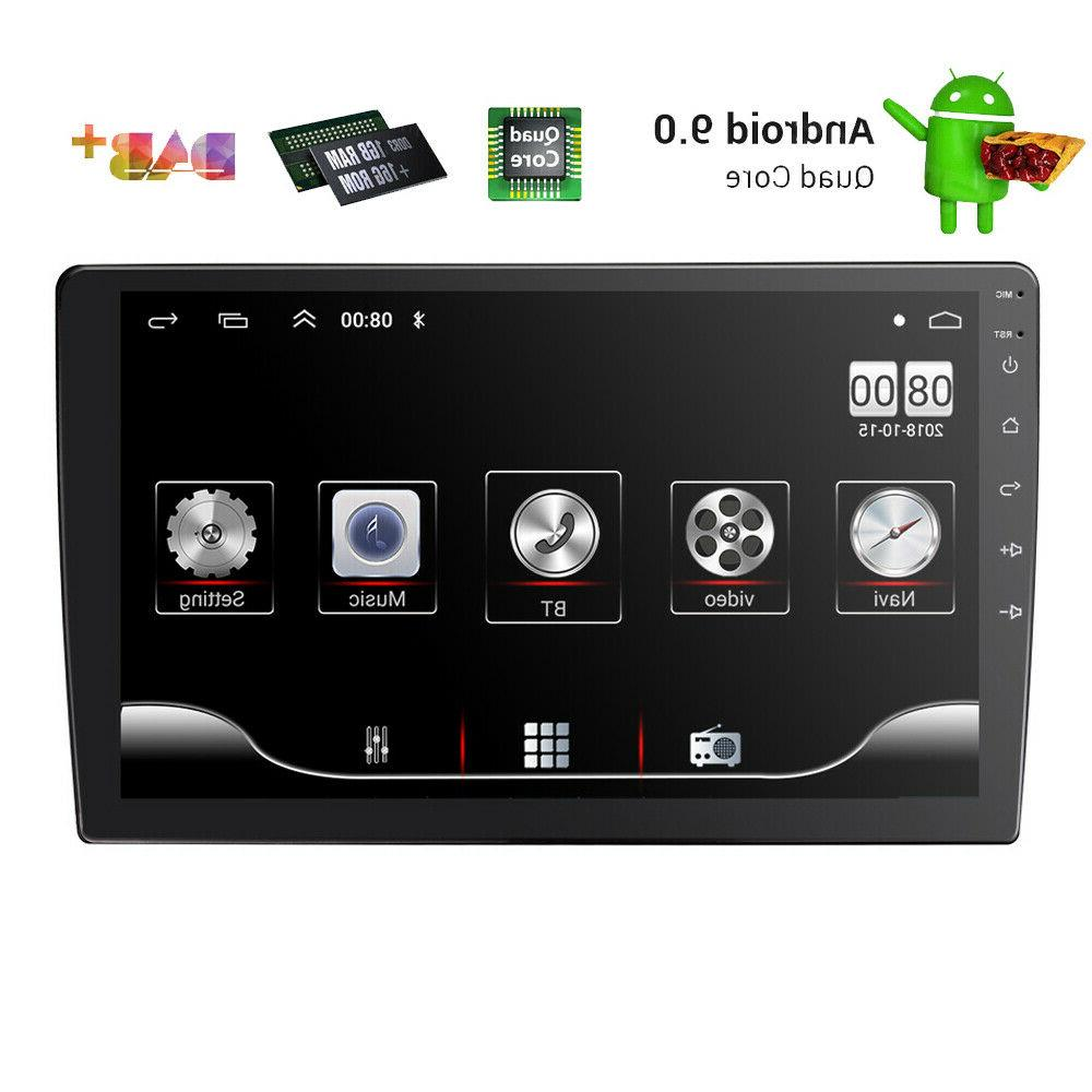 """9"""" 2 DIN Android Stereo Radio Bluetooth"""