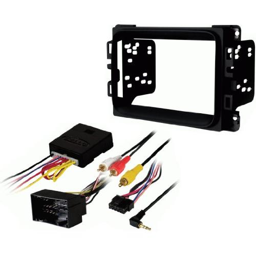 95 6518b double din stereo