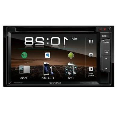 KENWOOD BLUETOOTH CAR STEREO RECEIVER