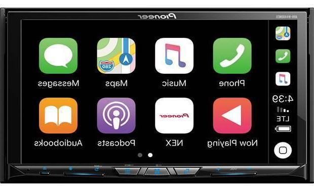 """Pioneer 2-DIN 7"""" Touchscreen Car Stereo DVD CD Receiver Play"""