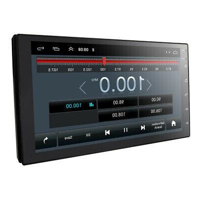 Android OS Car GPS Navigation Player Din 7""