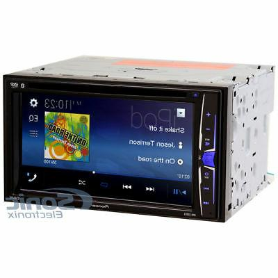 Pioneer DIN Touch Car Stereo Radio
