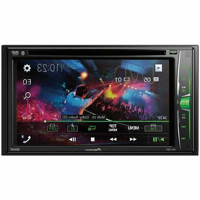 "Pioneer AVH-210EX in-Dash 2-DIN 6.2"" with"