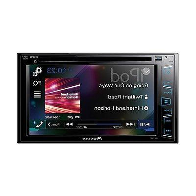 Pioneer In-Dash DVD/CD/AM/FM Car
