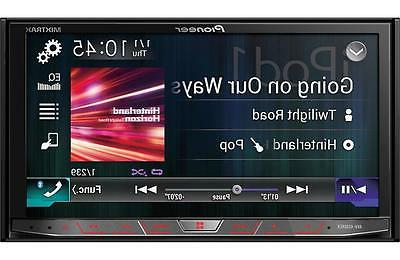 Pioneer AVH-4201NEX Double DVD/CD Player ND-BC8 Bluetooth