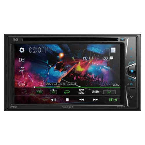 avh g115dvd in dash double din dvd