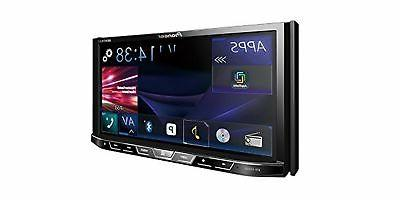 "Pioneer AVH-X490BS 7"" DVD Rcvr & AVIC-U280 Add-On GPS Naviga"
