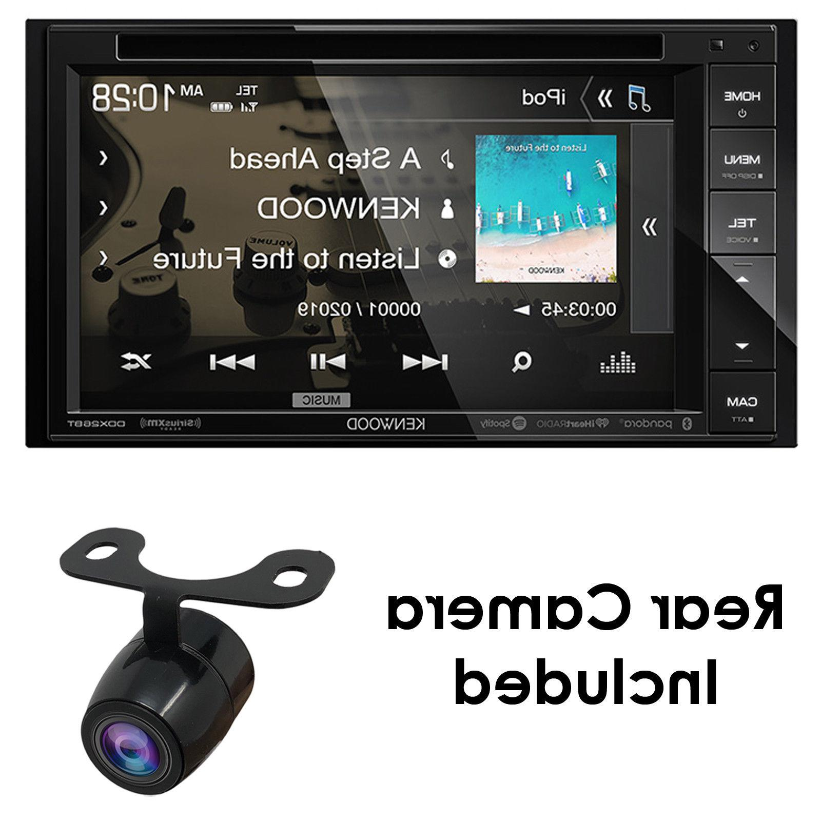 ddx26bt 6 2 double din touchscreen car