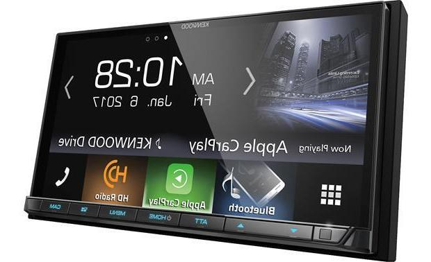 New Kenwood Android iPhone Bluetooth