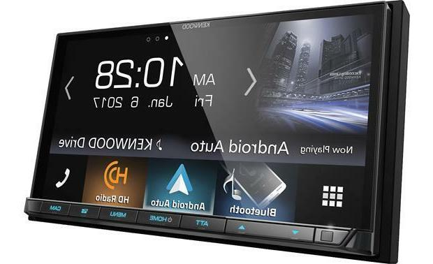 New 2 DIN Android iPhone Bluetooth