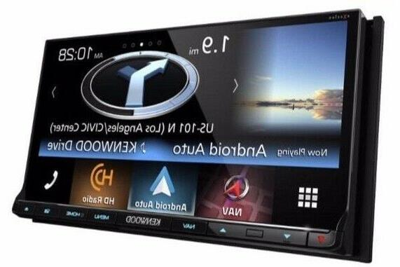 Kenwood DNX893S eXcelon Double-DIN With