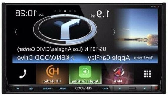 Kenwood DNX893S 6.95 eXcelon Double-DIN AV Navigation System