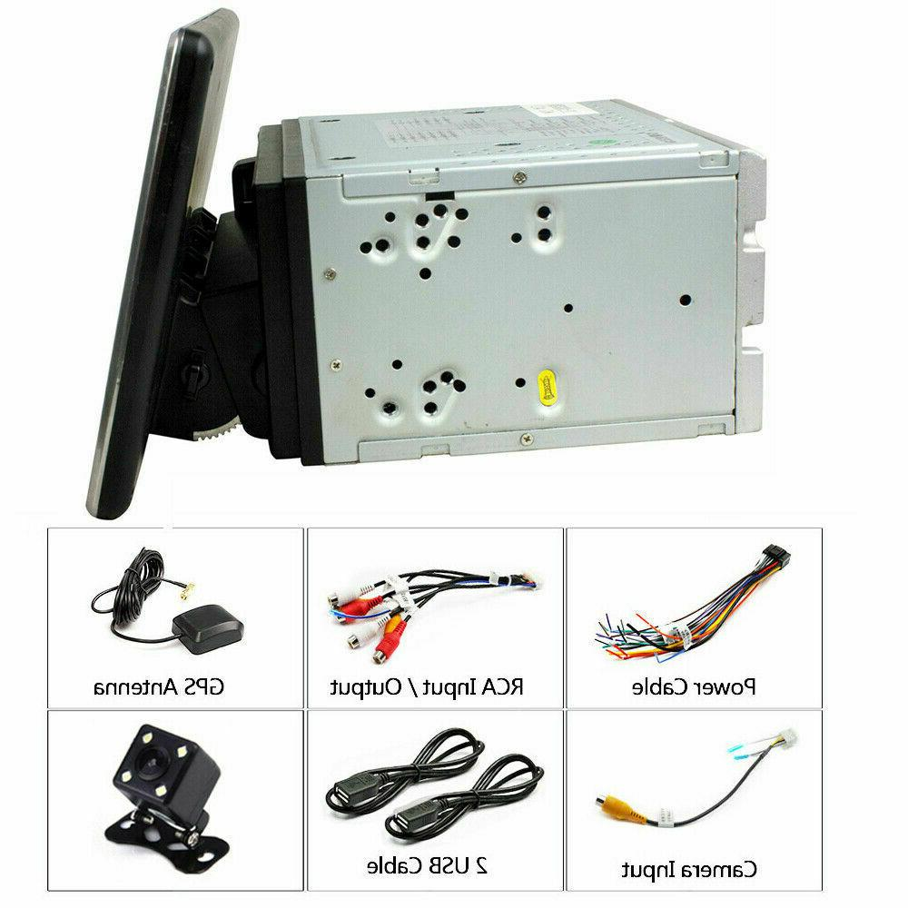 Double 2 Din Android Car Radio WiFi Core