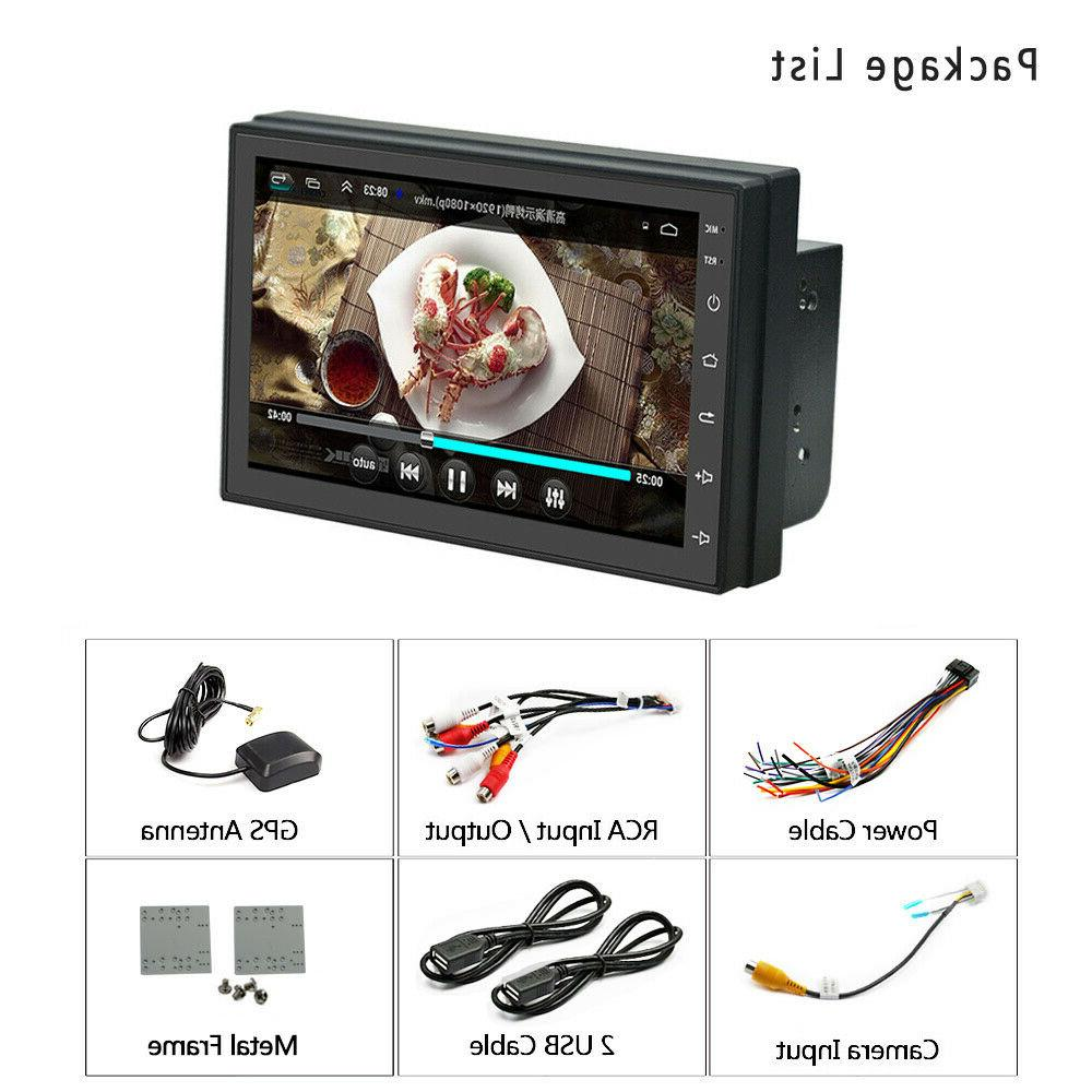 Android 9.1 Din Car Navigation Inch USB