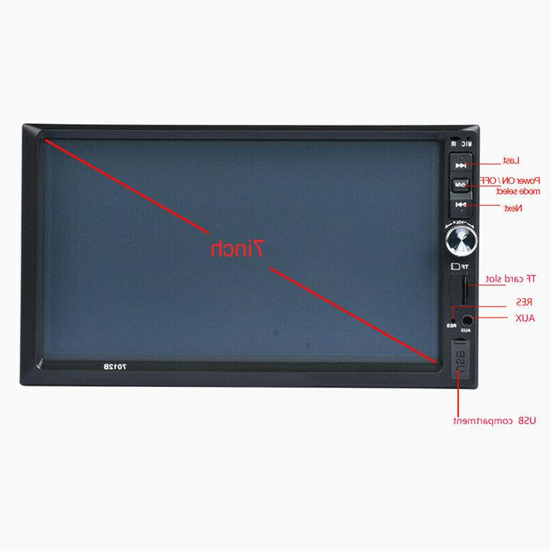 Double HD Touch Screen with Camera US