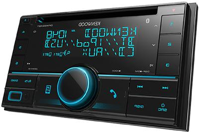 KENWOOD DPX524BT DOUBLE DIN CAR USB CD RECEIVER STEREO BLUET