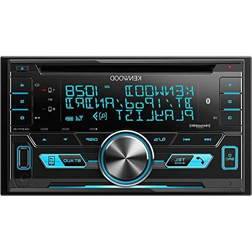 Kenwood X1 USB/AAC/WMA/MP3 CD Receiver with External