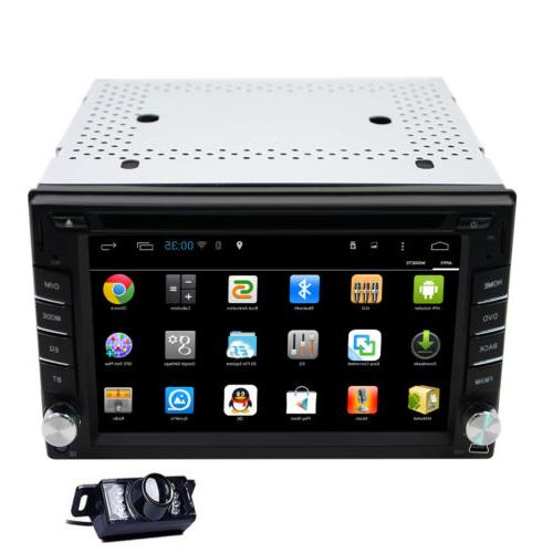 GPS WiFi Double Smart Android Car Stereo Radio