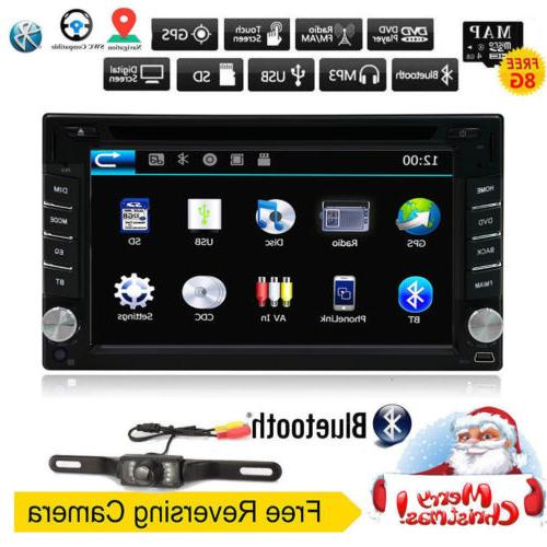 GPS Car DVD Player Android+Cam