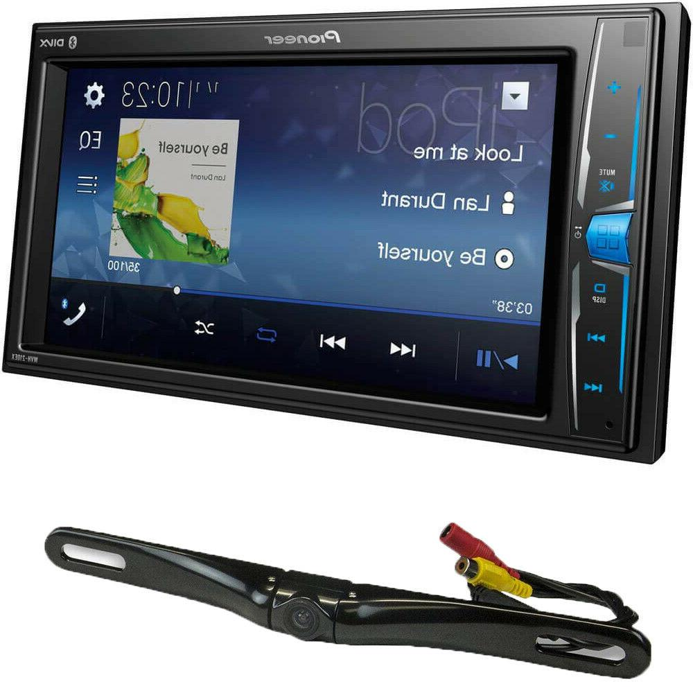 in dash double din mp3 wma lcd