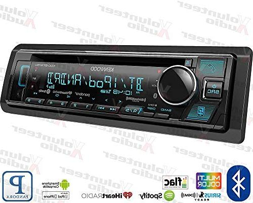 Volunteer Double Din Kit with USB/AUX 2003-2007 Accord