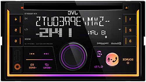 JVC KW-R930BTS Car w/Bluetooth/USB/iPhone/Sirius Dash for Oldsmobile Pontiac