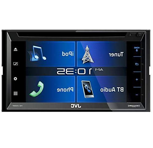 kw v130bt double din bluetooth