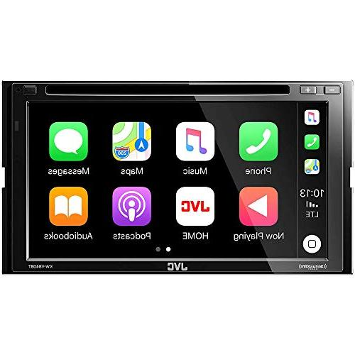 JVC Android Auto/Apple with Sirius XM, up Steering