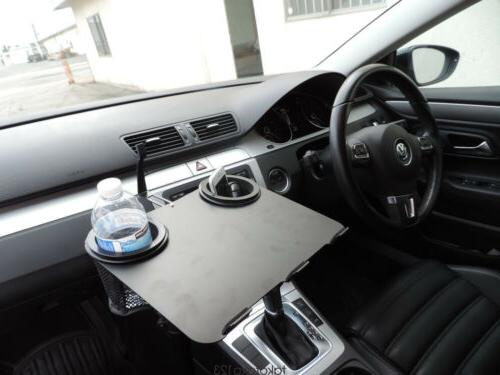 No Drilling Notebook Mount Stand Table for Car Truck