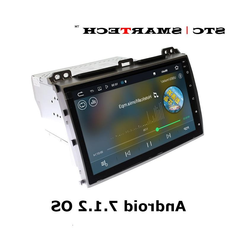 SMARTECH 2 Android 7.1 OS GPS Land Cruiser Support Pioneer System