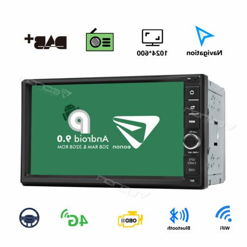 Belsee Best Aftermarket Android 9 0 Pie Auto Double 2 Din Manual Guide