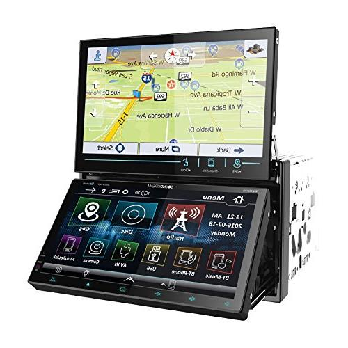 vr ndd7hb double din bluetooth