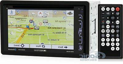 Soundstream VRN-65HB 2-DIN Receiver with Bluetooth/MobileLink