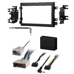 Metra 95-5812 Double DIN Installation Kit for 2004-11 Ford/L